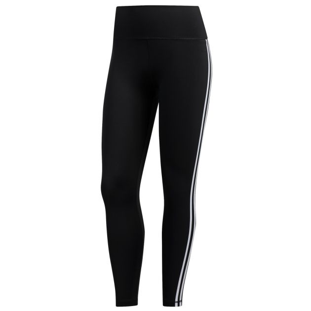 adidas W Believe This 2.0 3 Stripes 7/8 Tight bei Sport Schuster München