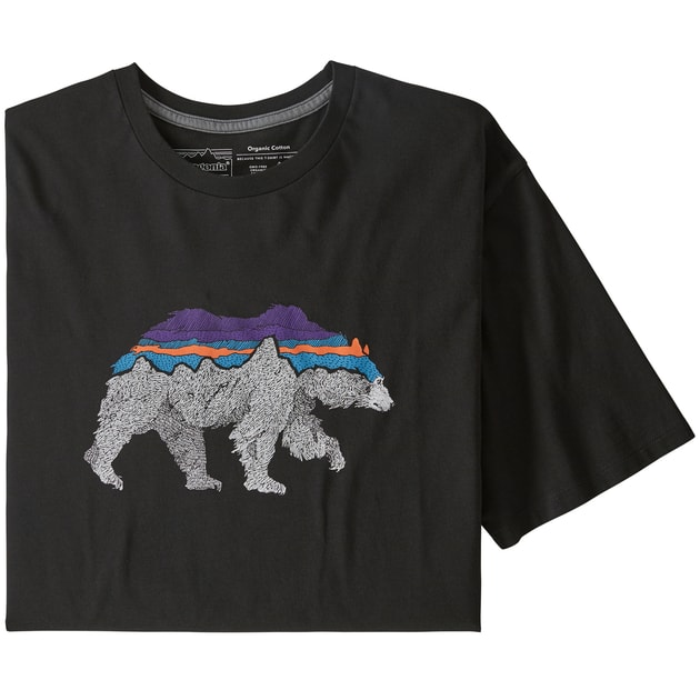 Patagonia Ms Back For Good Organic T-Shirt bei Sport Schuster München
