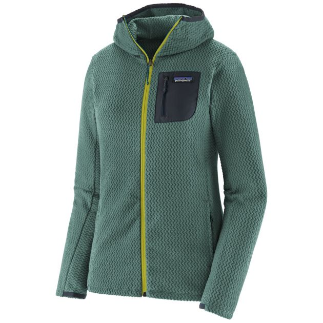 Patagonia W's R1 Air Full-Zip Hoody bei Sport Schuster München