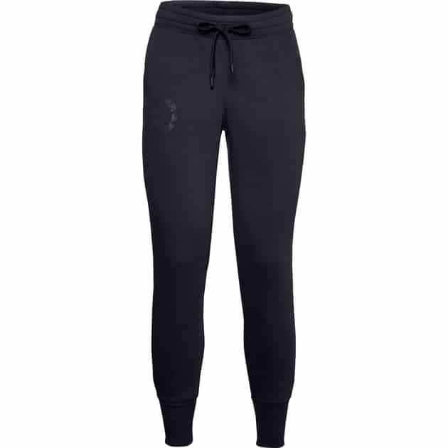 Under Armour Rival Fleece Metallic Jogger bei Sport Schuster München