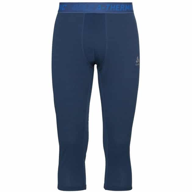 Odlo Active Thermic Bl Bottom 3/4 Pant M bei Sport Schuster München