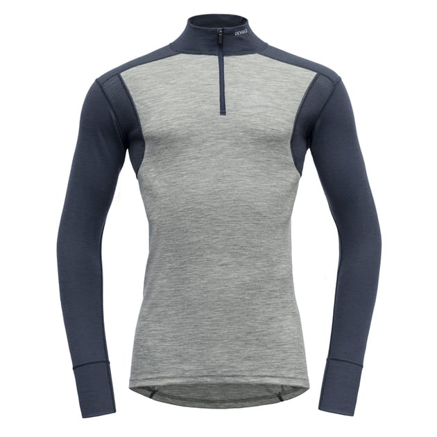Devold of Norway Hiking Man Half Zip Neck 100% Merino bei Sport Schuster München