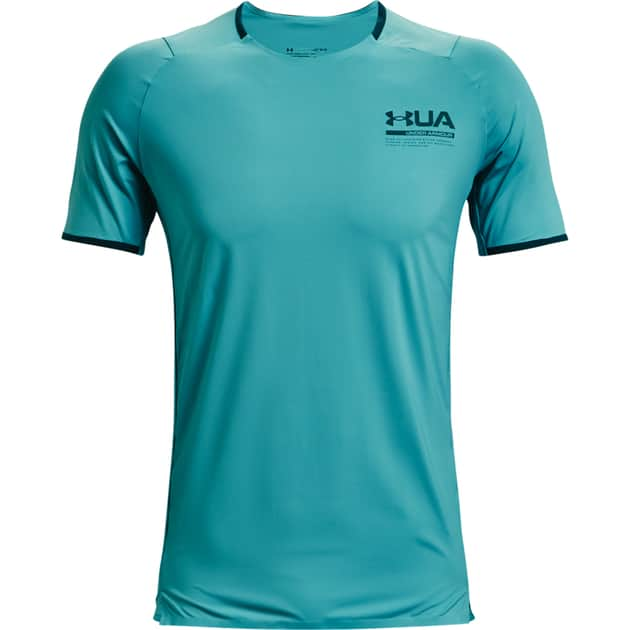 Under Armour HG Iso Chill Perforated SS Tee bei Sport Schuster München