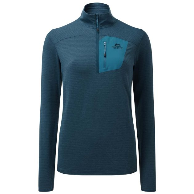 Mountain Equipment Lumiko Women's Fleece Zip-T bei Sport Schuster München