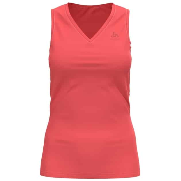 Odlo Active F-Dry Light ECO Bl Top V-Neck Singlet W bei Sport Schuster München