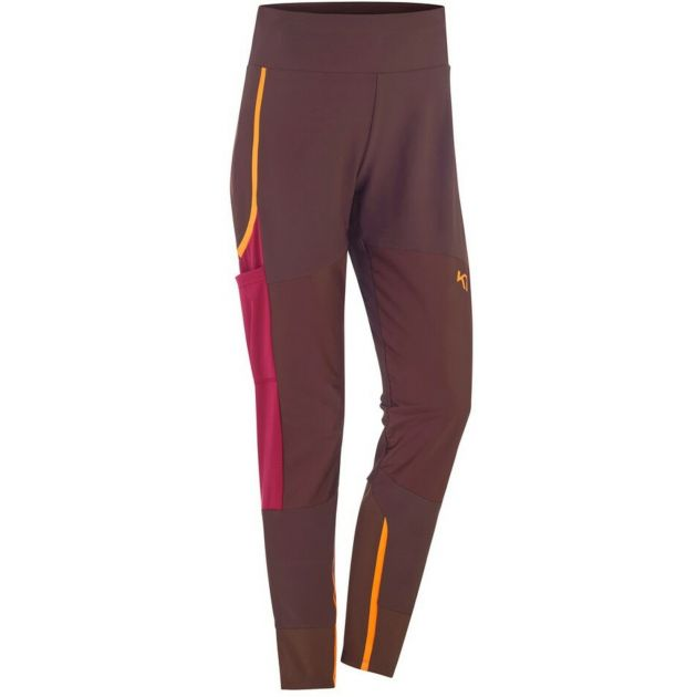 Voss Hybrid Tights Beere_SYRUP   XS