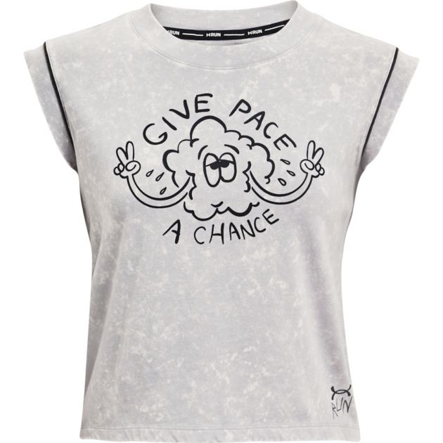 Under Armour Give Pace A Chance SS Tee bei Sport Schuster München
