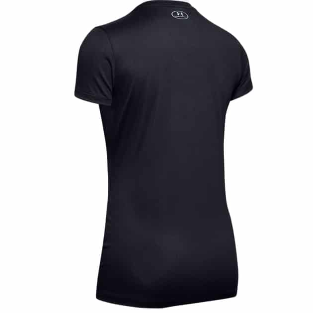 Tech SS V-Neck Solid