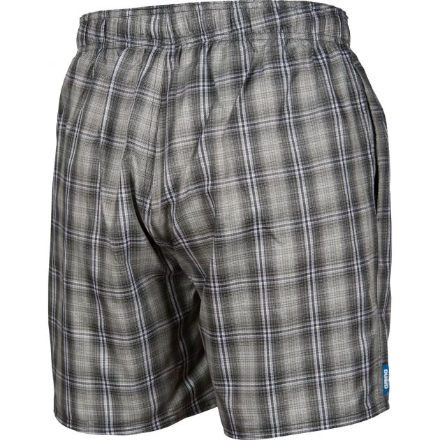 Arena Yarn Dyed Check Boxer bei Sport Schuster München