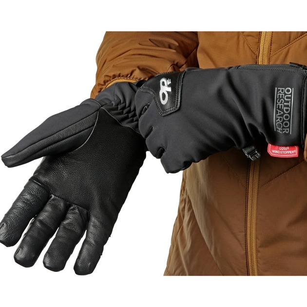 Outdoor Research Stormtracker Sensor Gloves Men's bei Sport Schuster München