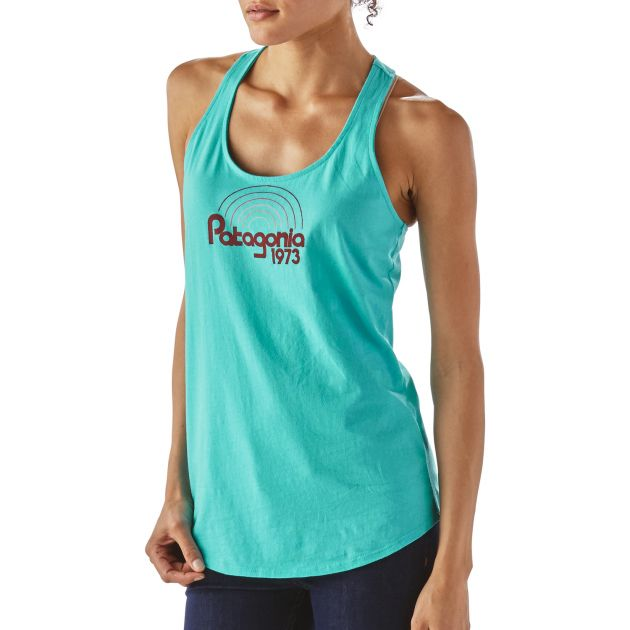 Patagonia W´S Grooves Cotton Tank Top bei Sport Schuster München