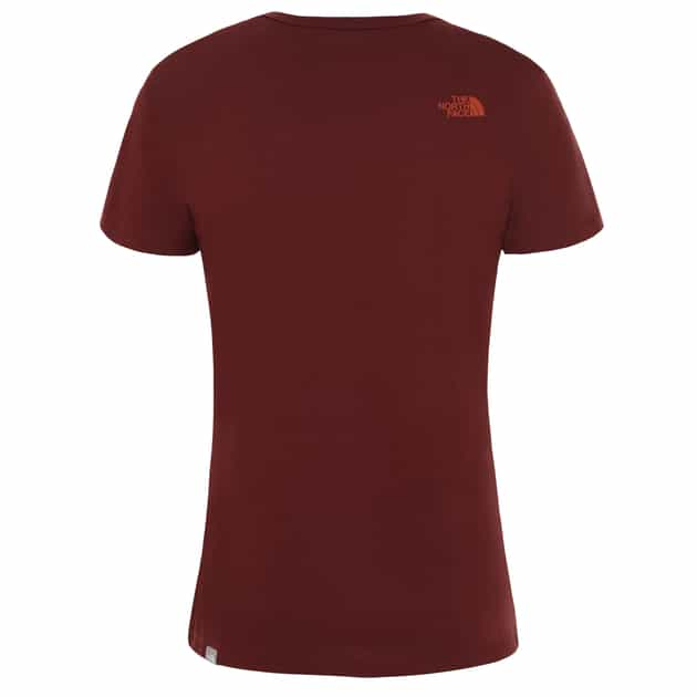 The North Face W S/S SIMPLE DOM TEE bei Sport Schuster München