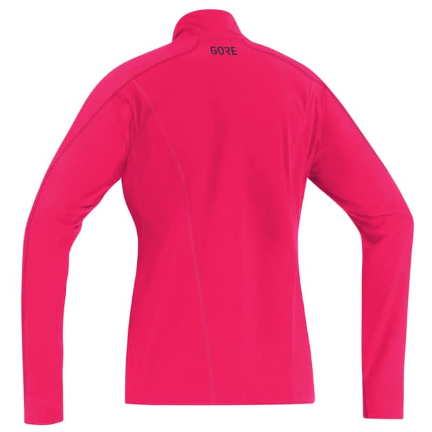 GORE WEAR R3 Damen Thermo Long Sleeve Zip Shirt bei Sport Schuster München