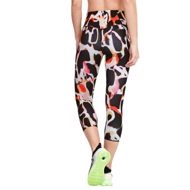 Under Armour Rush Electric Printed Crop Pant bei Sport Schuster München