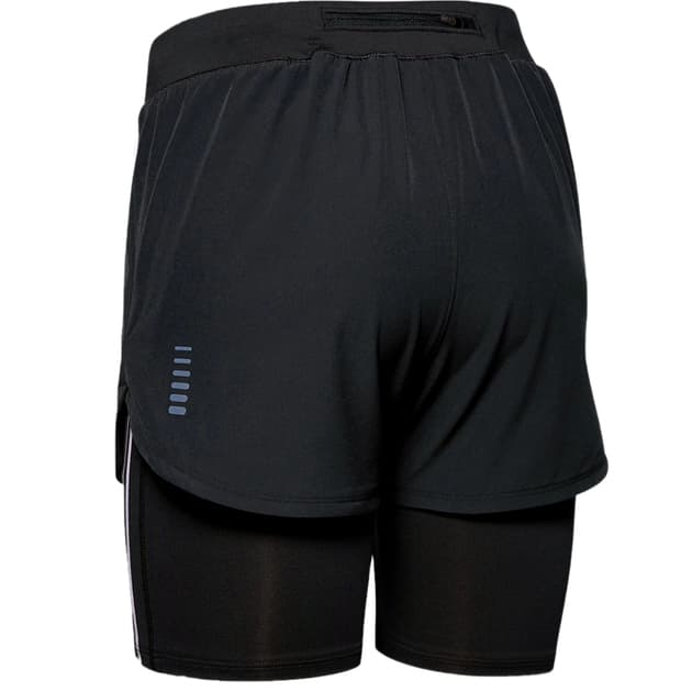 Under Armour W Rush Run 2-in-1 Short bei Sport Schuster München