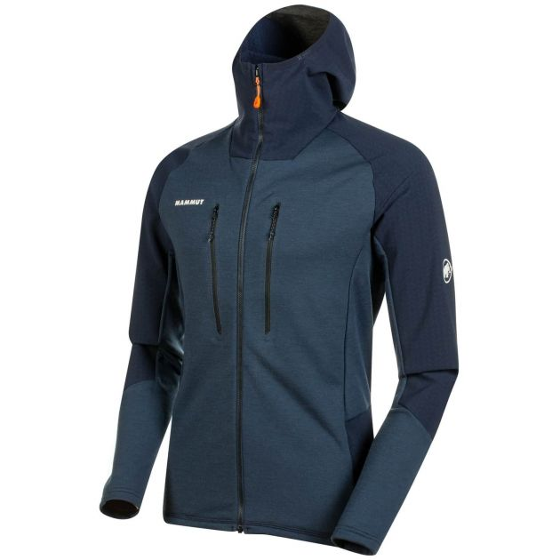 Mammut Eiswand Advanced ML Hooded Jacket Men bei Sport Schuster München