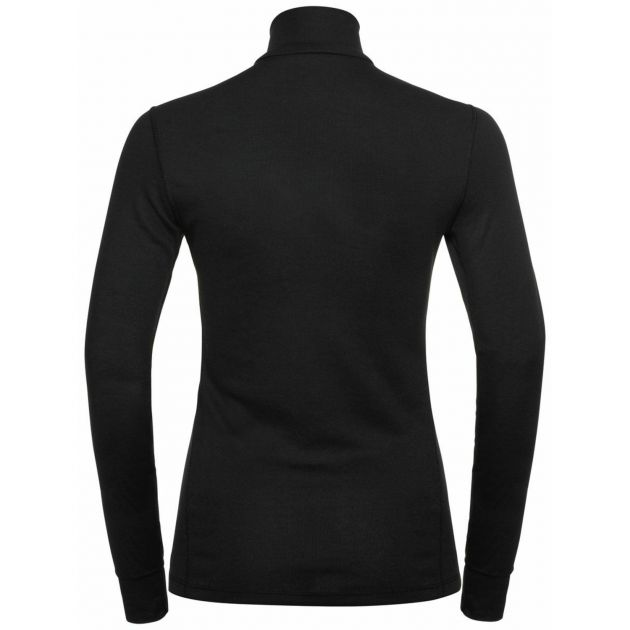Odlo Active Warm ECO Bl Top Turtle Neck L/S Half Zip W bei Sport Schuster München