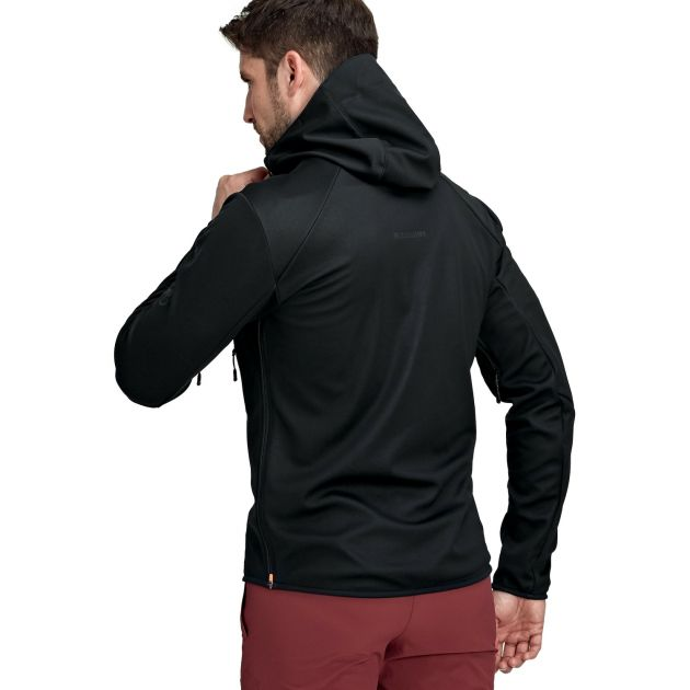 Mammut Ultimate VI SO Hooded Jacket GTX Men bei Sport Schuster München