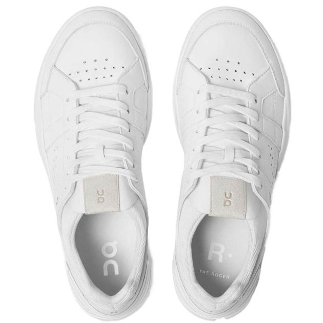 The Roger Clubhouse w Weiß_ALL WHITE | 9