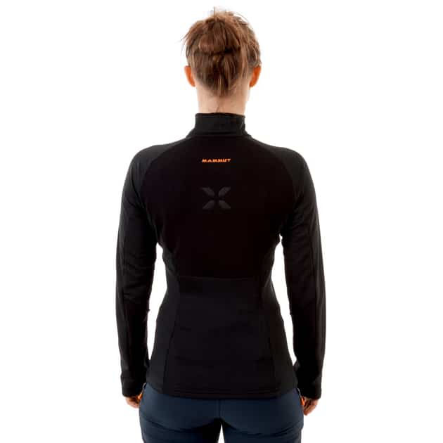 Mammut Moench Advanced Half Zip LS Women bei Sport Schuster München