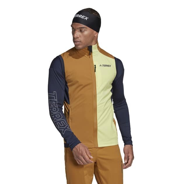 M Xperior X-Country Vest Hellbraun_000__MESA/PULYEL | S