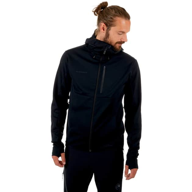 Mammut Ultimate V SO Hooded Jacket Men bei Sport Schuster München
